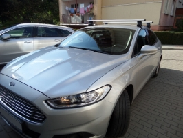 Bagażnik Thule Wingbar do Ford Mondeo 5d 2015->