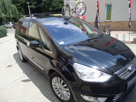 Bagażnik Thule stalowy do Ford Galaxy od 2010->