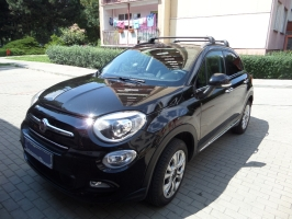 Bagażnik THULE WINGBAR EDGE black do Fiat 500X 5d 2015->