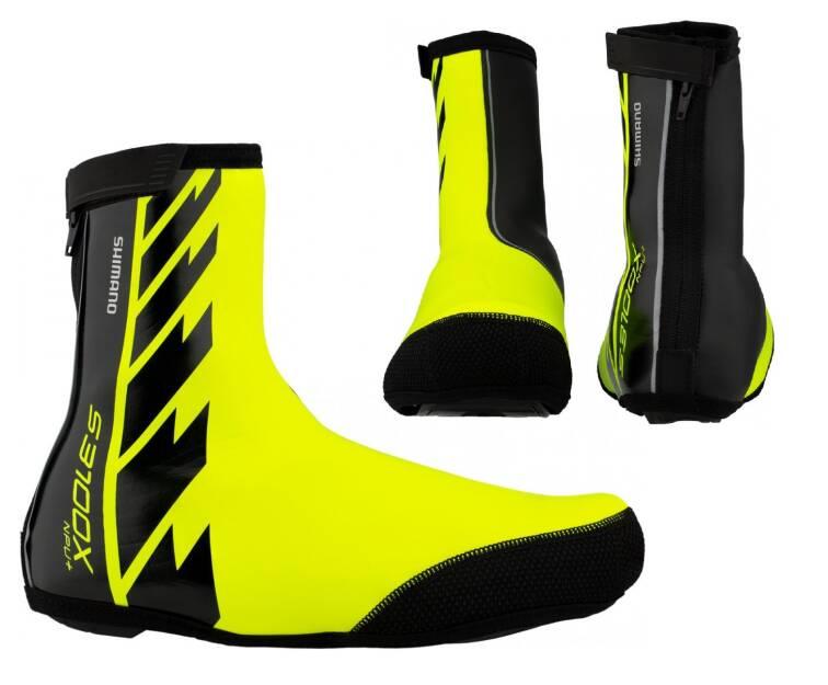 Shimano Neoprenowe Ochraniacze Na Buty Spd S3100x Npu Yellow Rzeszow City Sport Pl