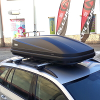 Box dachowy Thule Touring 780 L antracyt