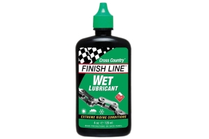 Smar olej FINISH LINE Cross Country WET 240ml
