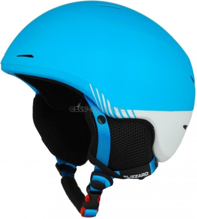 -50% Kask narciarski BLIZZARD SPEED blue / white