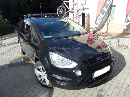 Bagażnik AMC Mont Blanc Wingbar do Ford S-Max 2006-.>
