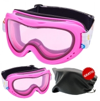 Damskie / JUNIORSKIE Gogle Blizzard 907 pink