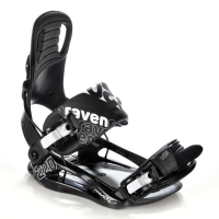 Wiązania Raven S220 Black XL 45-47 Allmountain Freestyle
