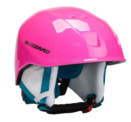 Kask BLIZZARD SIGNAL Junior 55-58 pink