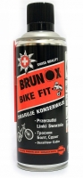 Brunox BIKE FIT smar rowerowy TURBOLIN SPRAY 400ml